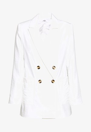 PATCH POCKET - Blazer - ivory