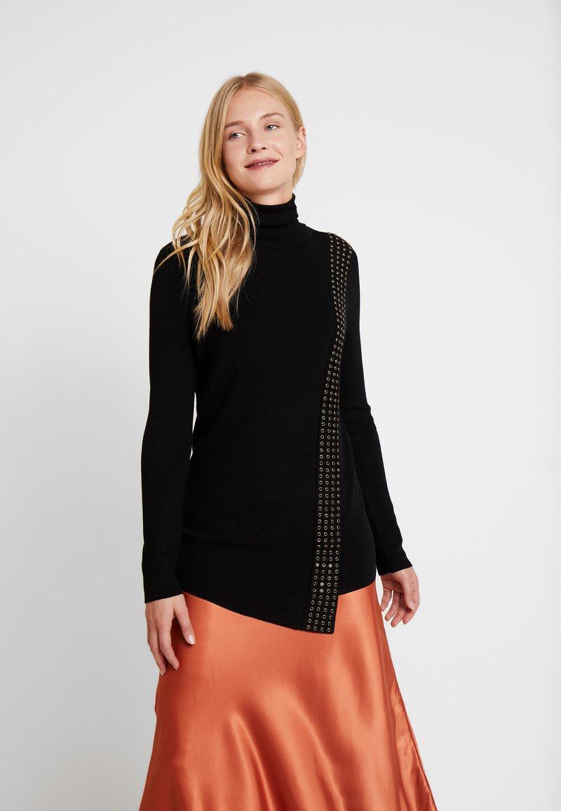 Wallis - Pullover - black