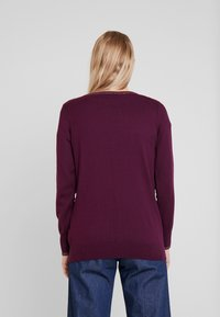 Wallis - Jumper - berry - 2