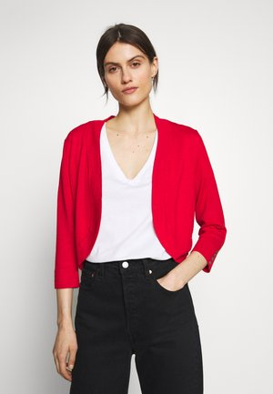 CURVE BOLERO - Cardigan - red