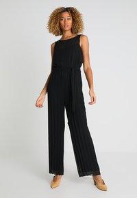 Wallis - PLEAT  - Jumpsuit - black - 0