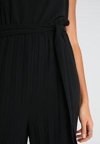 Wallis - PLEAT  - Jumpsuit - black - 7