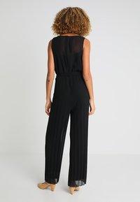 Wallis - PLEAT  - Jumpsuit - black - 3