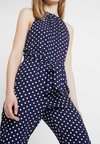 Wallis - POLKA DOT - Jumpsuit - ink