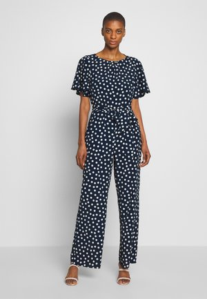 SPOT JUMPSUIT - Mono - ink