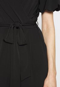 Wallis - PUFF SLEEVE - Tuta jumpsuit - black
