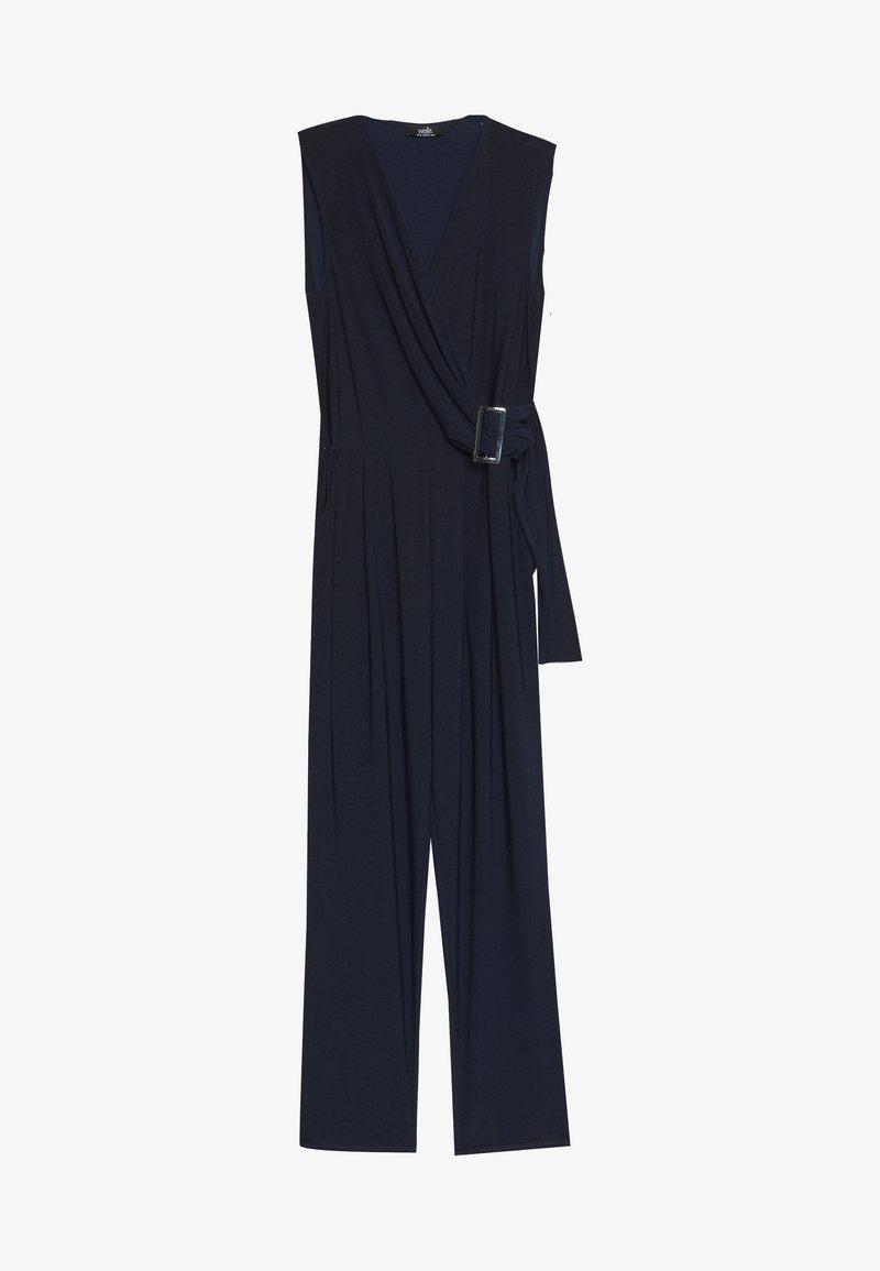 Wallis - BUCKLE WRAP - Jumpsuit - ink