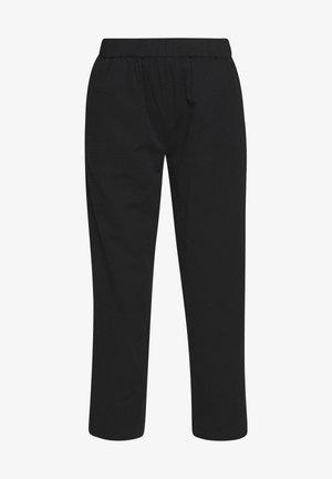 NIA - Kalhoty - black