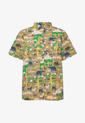 MATH - Camisa - olive