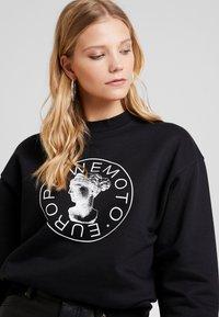 Wemoto - HERA CREW - Sweatshirt - black - 4