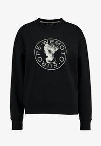 Wemoto - HERA CREW - Sweatshirt - black - 3