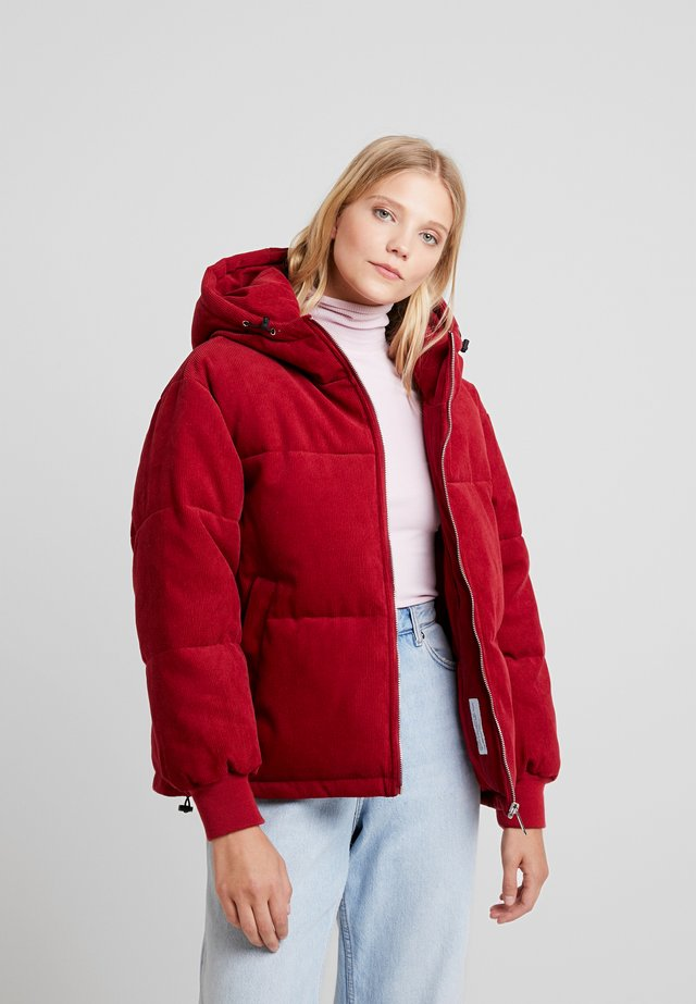 ORBIT - Winterjacke - red