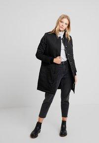 Wemoto - Krátký kabát - black - 1