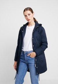Wemoto - ARIEL - Zimní kabát - navy blue - 0