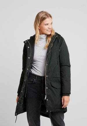 ARIEL - Winter coat - dark olive