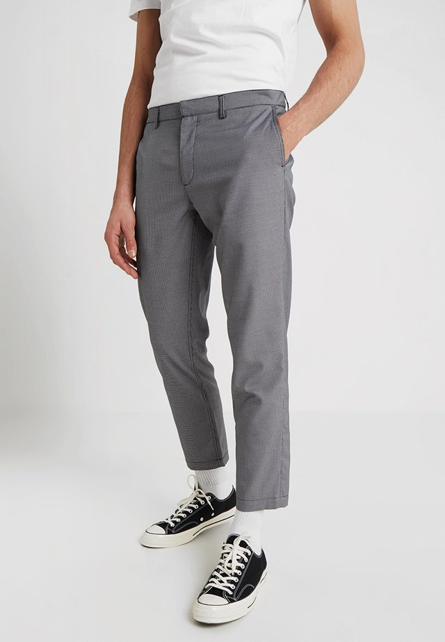 CHARLES - Trousers - blue