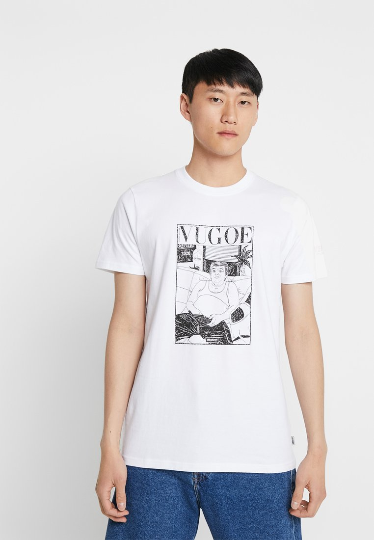 Wemoto - TEE - Camiseta estampada - white