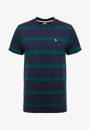 ARTHUR - T-shirts print - navy blue/dark green