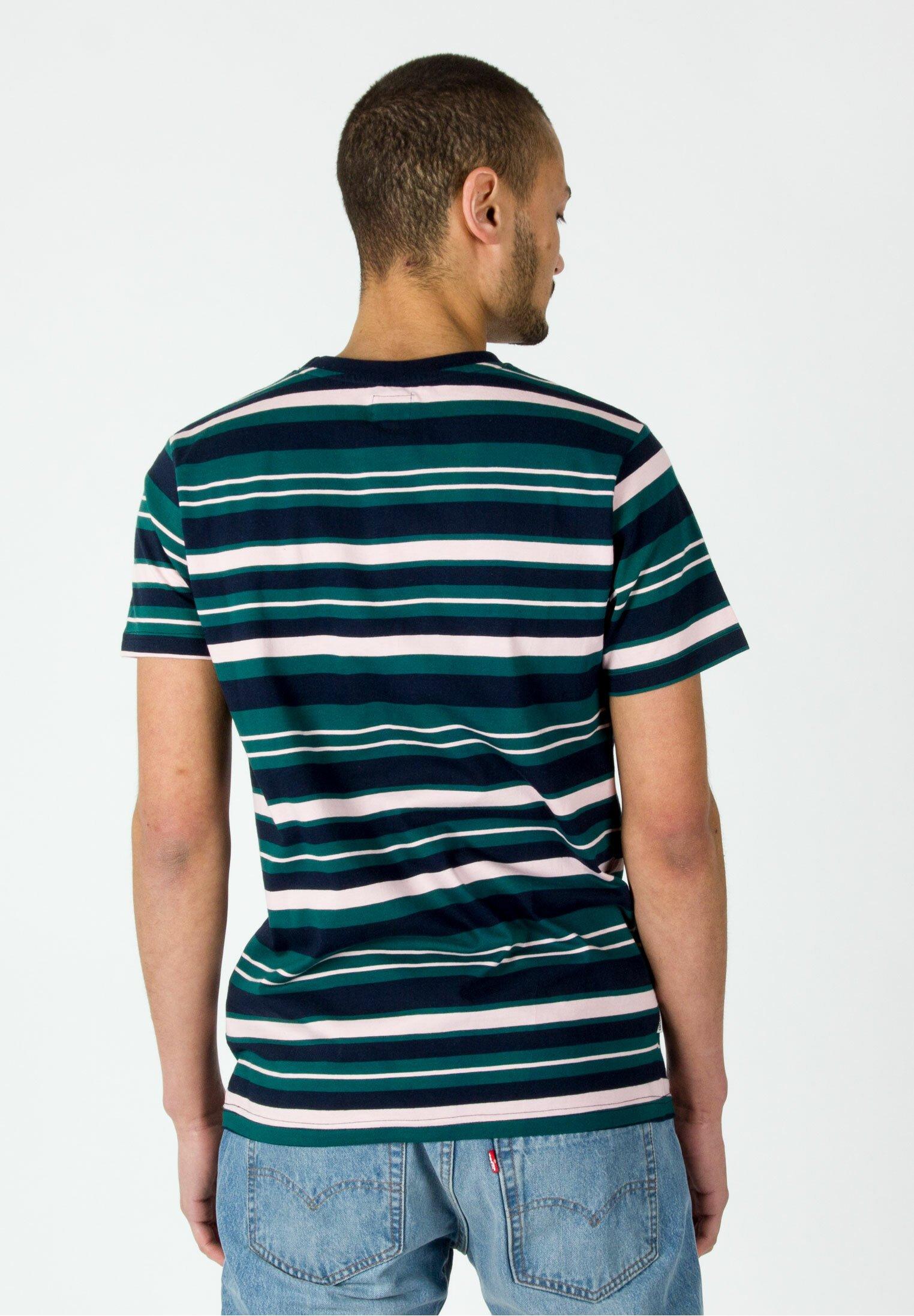 Hoge kwaliteit Verlaagde prijs Wemoto WARREN  - T-shirt print - blau -  Iu0T1