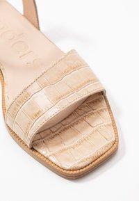 WONDERS - Sandals - sand - 2