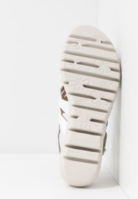 WONDERS - Korkeakorkoiset sandaalit - offwhite - 6
