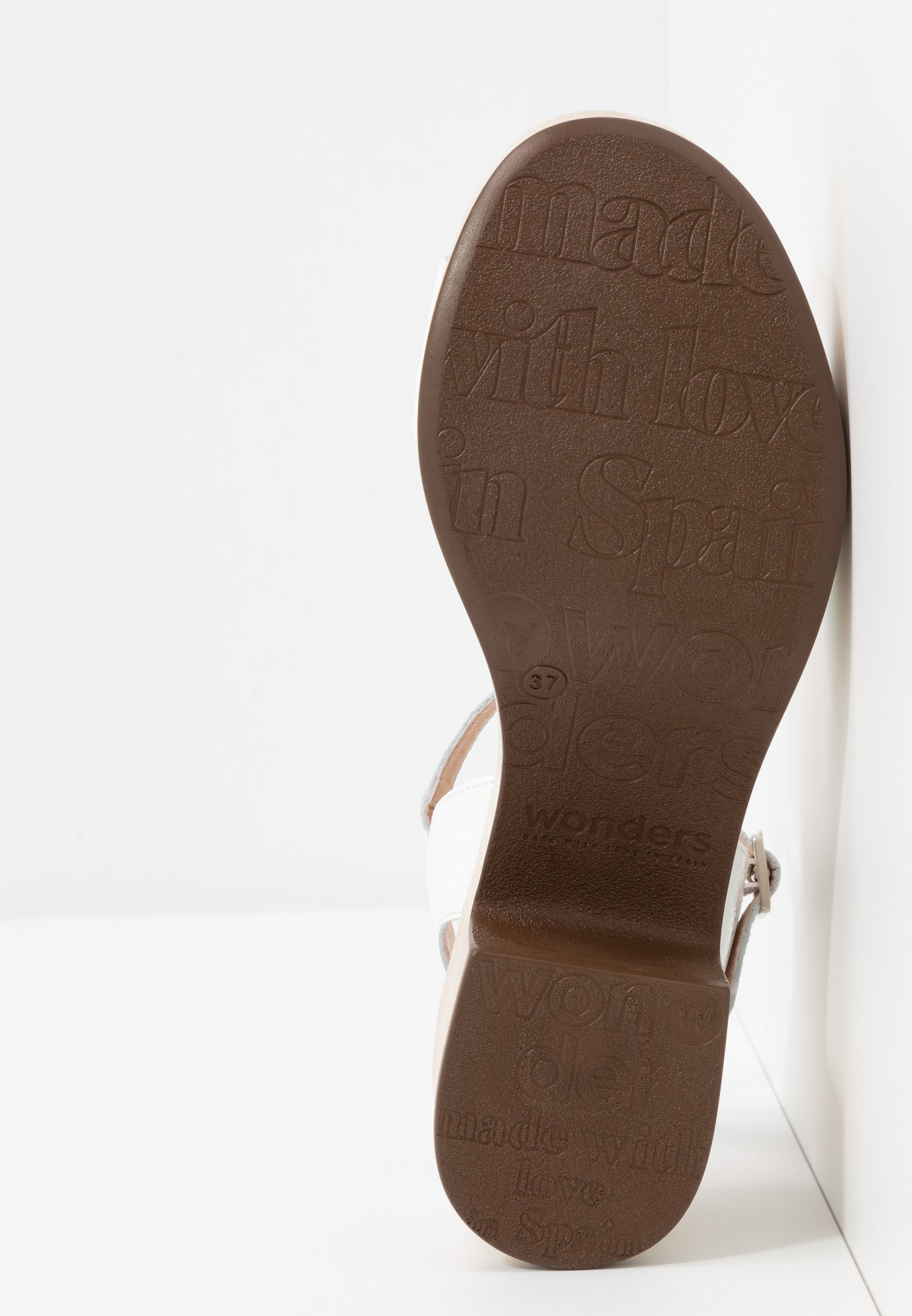 Wonders Sandalen - Offwhite Goedkope Schoenen