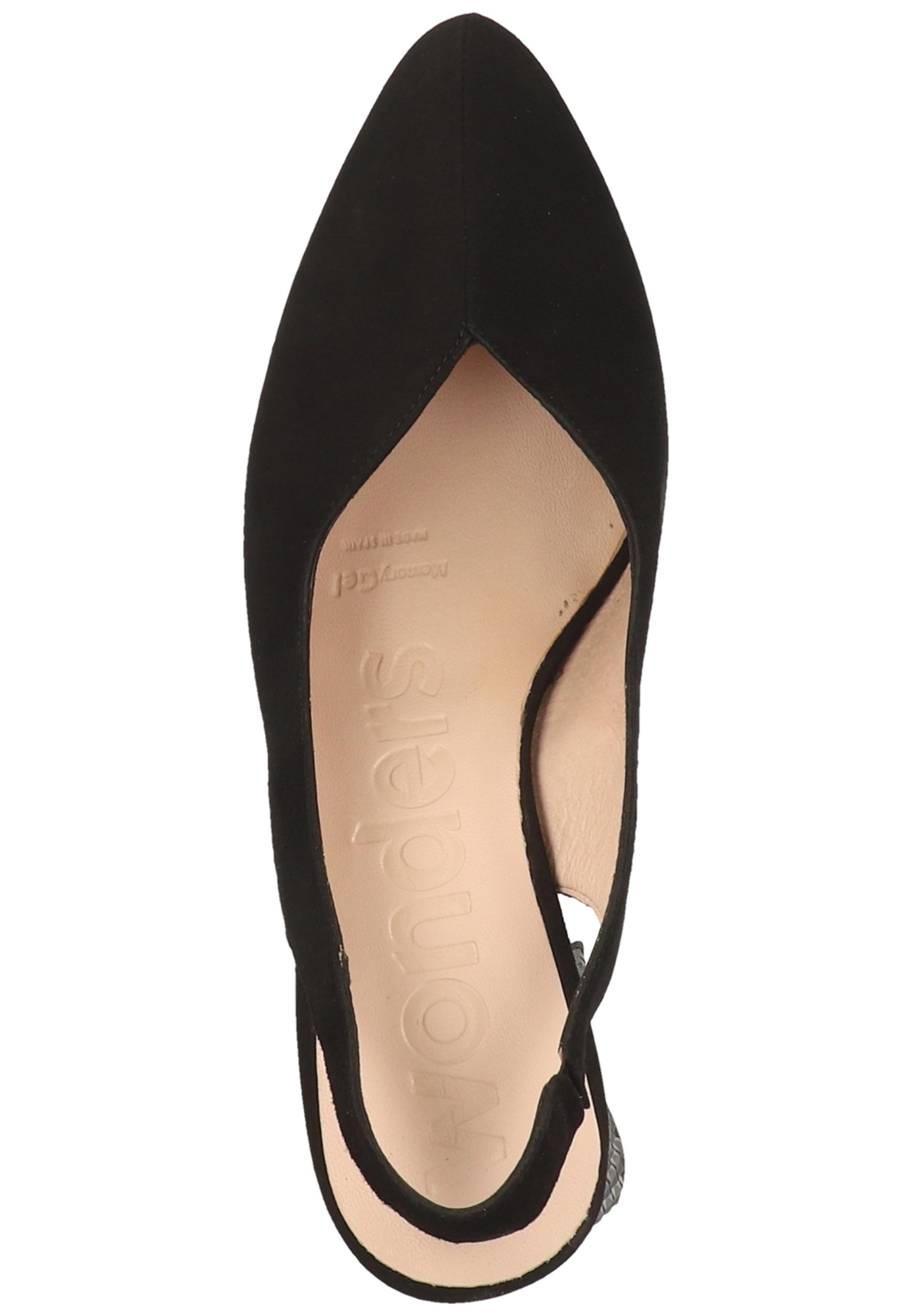 WONDERS WONDERS PUMPS - Escarpins - ante black