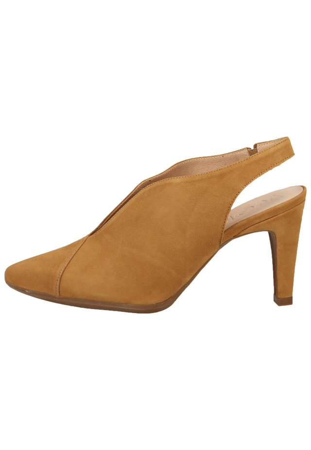 WONDERS PUMPS - High heels - ante sand