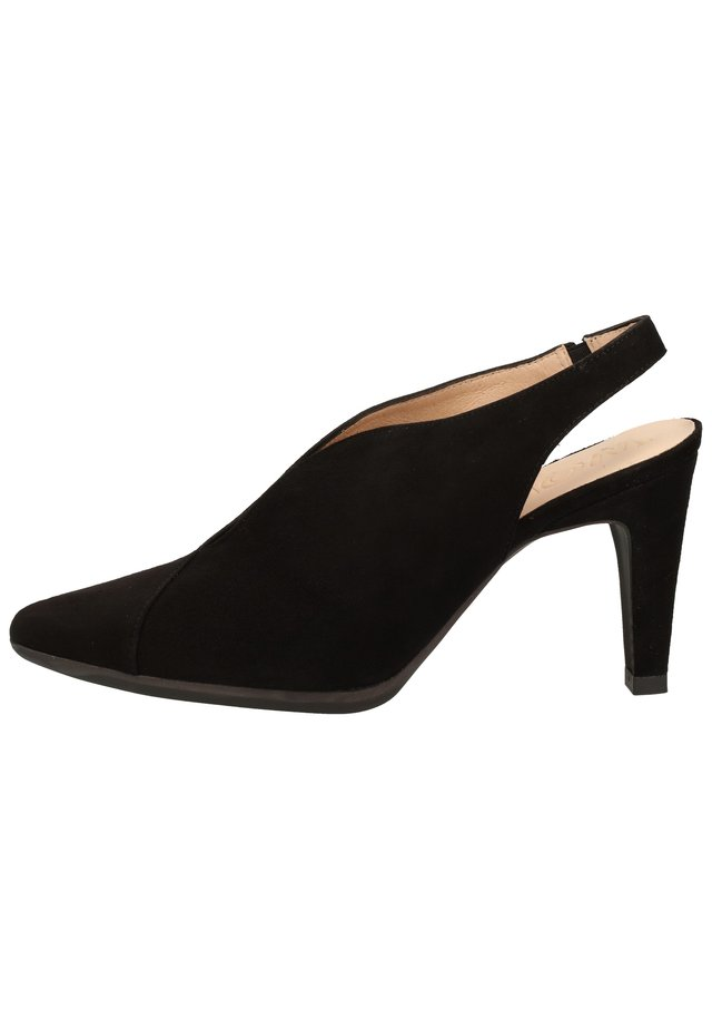 WONDERS PUMPS - High heels - ante black