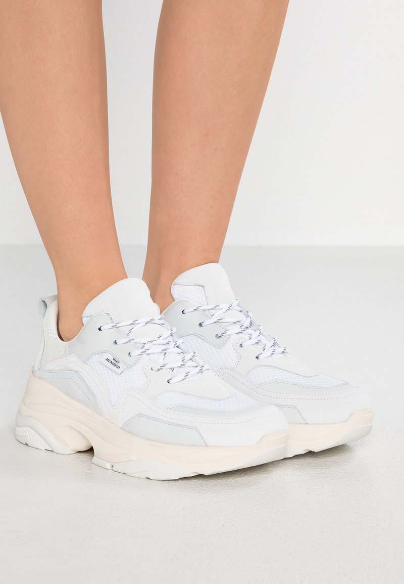 Won Hundred - NIKA - Sneaker low - white