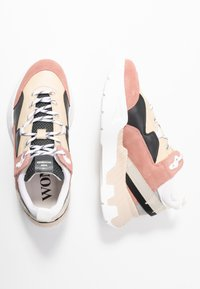 Won Hundred - CHERLEE - Trainers - multicolor/colour antique rose - 3