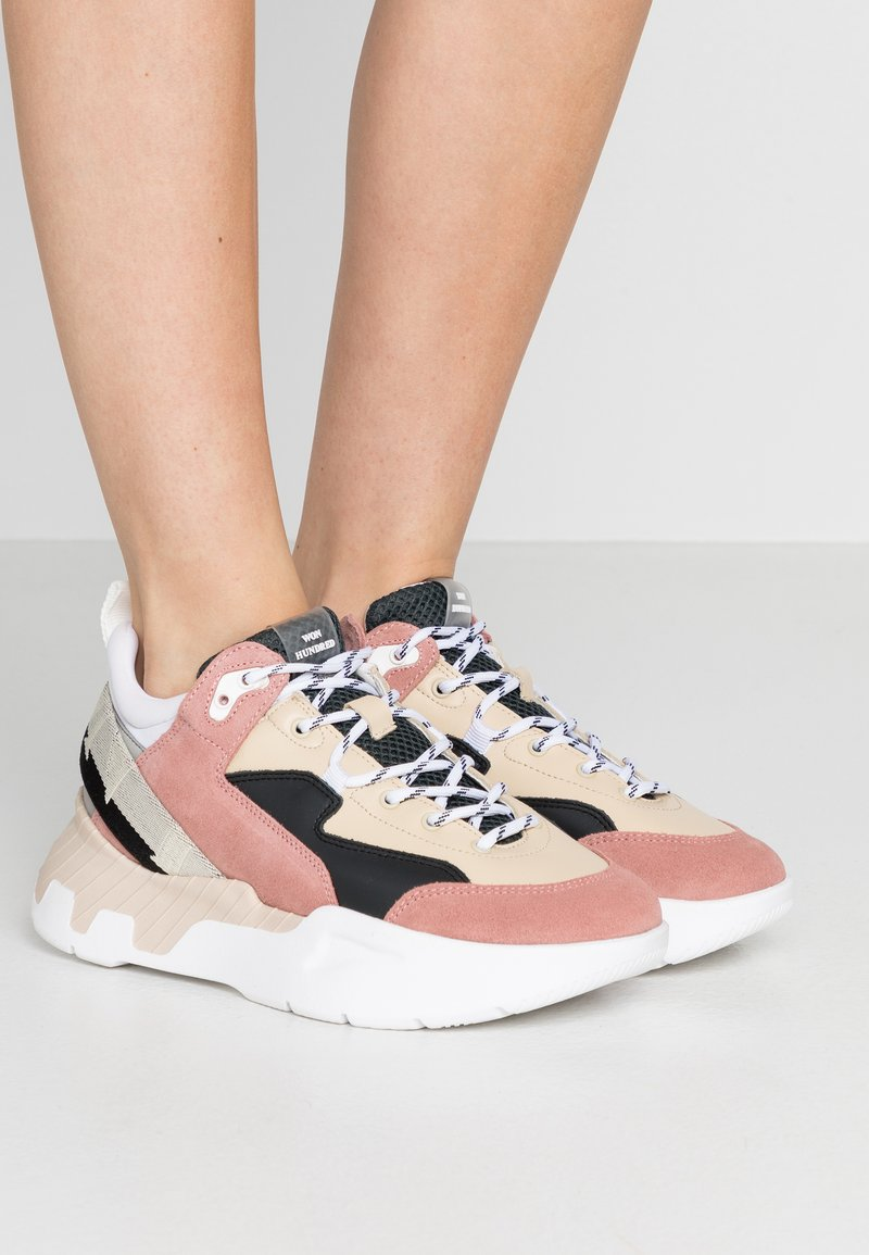 Won Hundred - CHERLEE - Trainers - multicolor/colour antique rose