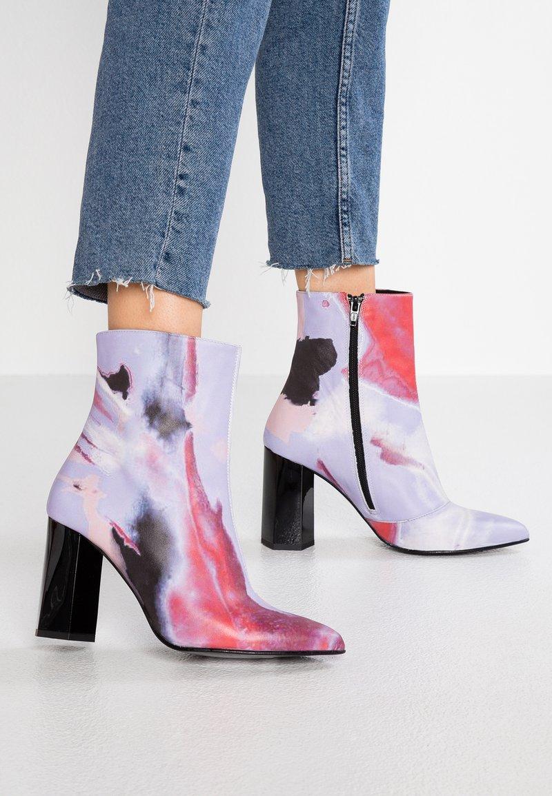 Won Hundred - JULIET - Kotníková obuv na vysokém podpatku - multicolor