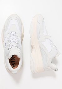 Won Hundred - LINCON - Sneakersy niskie - white - 1