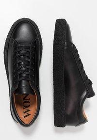 Won Hundred - NED - Sneakers laag - black - 1