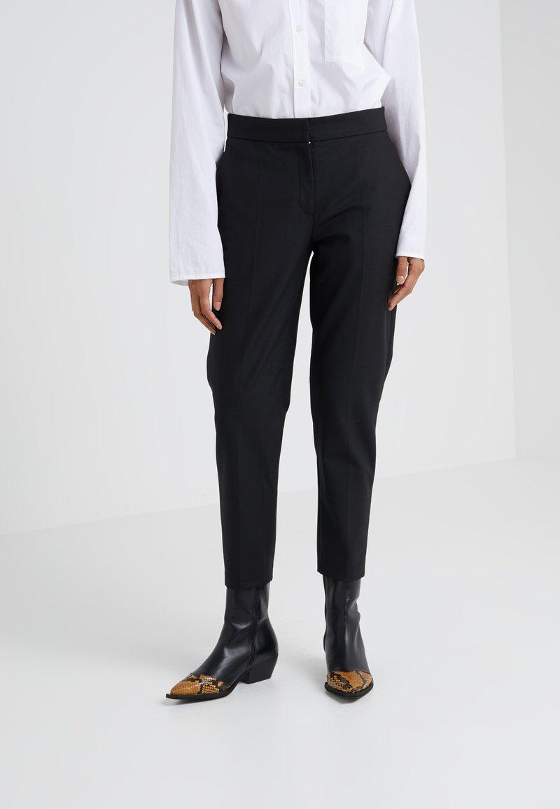 Won Hundred - ELISSA - Trousers - black