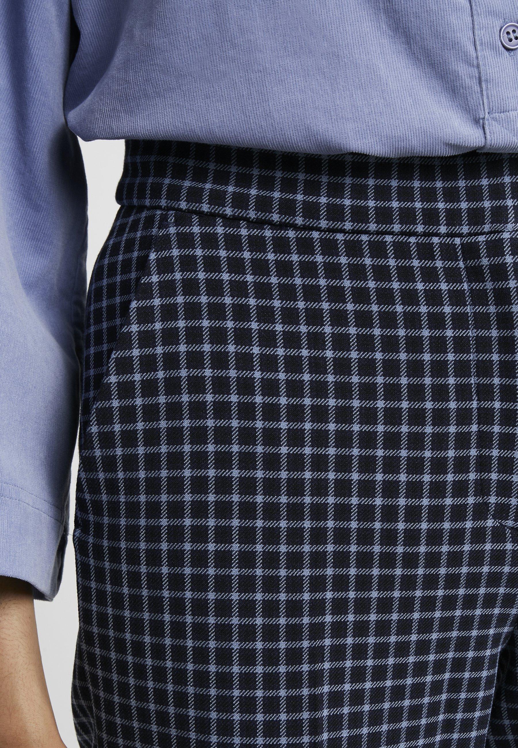 Won Hundred ELISSA - Spodnie materiałowe - dress blue