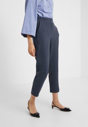 ELISSA - Kalhoty - dress blue