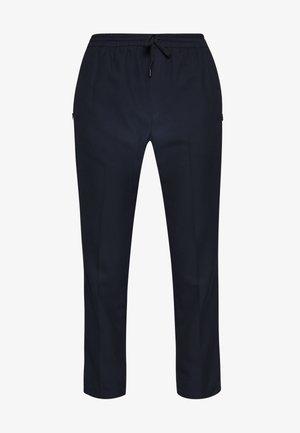 CLEO - Kalhoty - black/blue