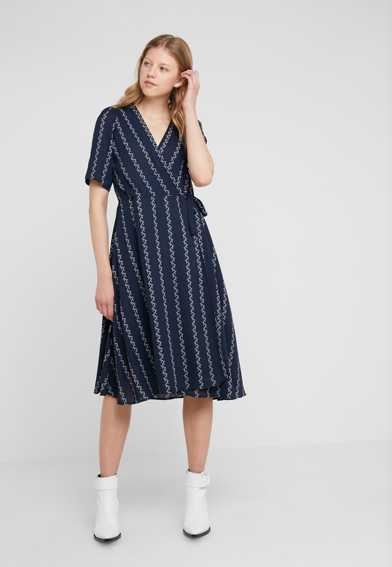 Won Hundred - STELLA - Vestido informal - dark blue