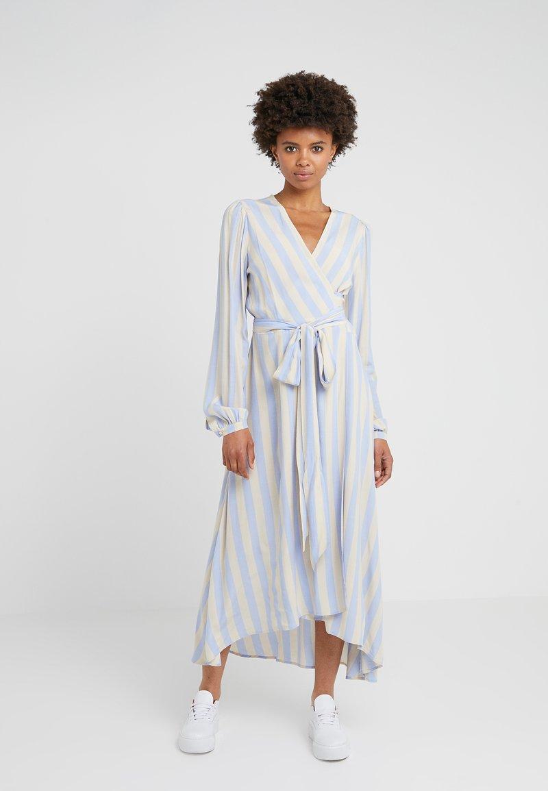 Won Hundred - MIRANDA DRESS - Robe longue - light blue