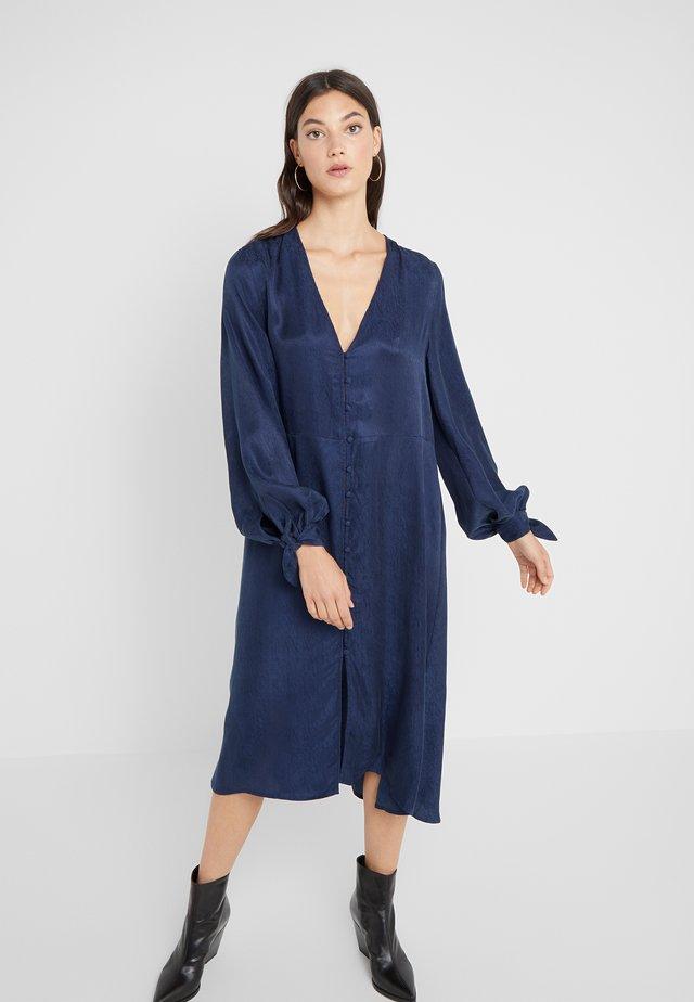 ADALINE - Abito a camicia - dress blues