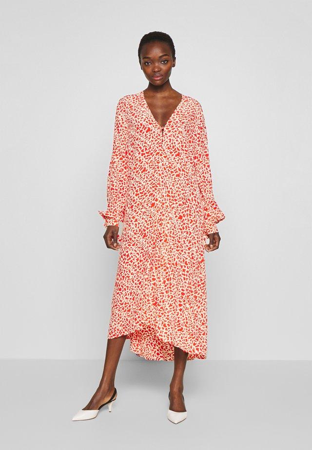 ADALINE - Skjortklänning - poinciana