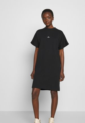 BROOKLYN DRESS - Sukienka z dżerseju - black