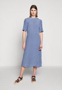 Won Hundred - JOSELYN - Denní šaty - tempest blue - 1