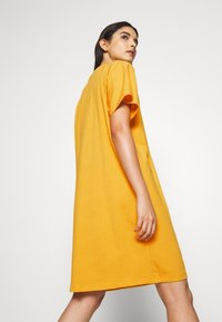 Won Hundred - BROOKLYN DRESS EXCLUSIVE - Jerseykjoler - yolk yellow - 2