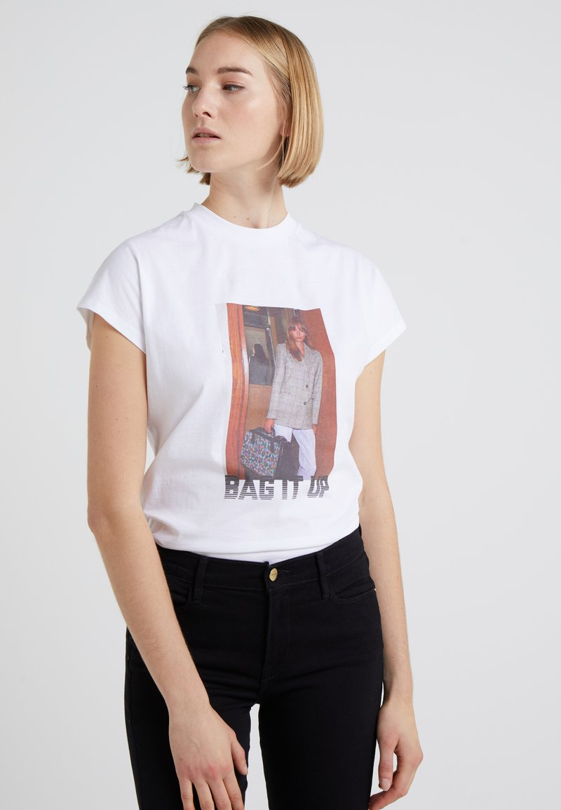 Won Hundred - PROOF - Camiseta estampada - white