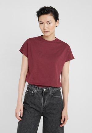 PROOF - Basic T-shirt - tawny port