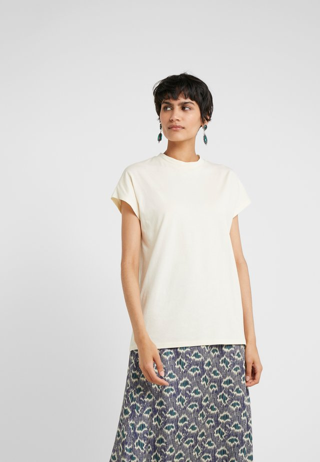 PROOF - T-shirt basic - seedpearl white