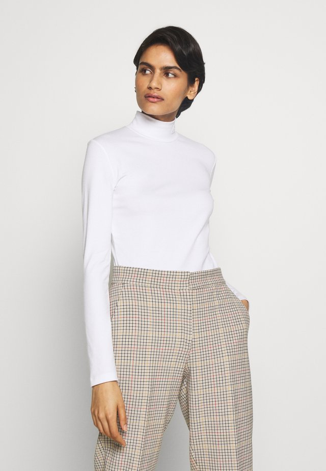 ROXY - Long sleeved top - white